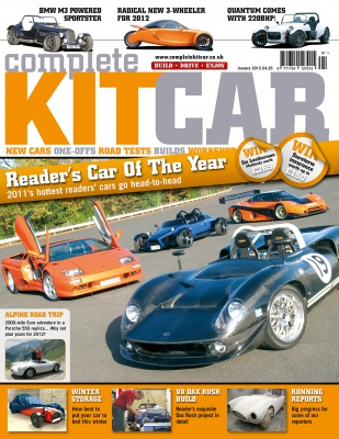 January 2012 - Issue 57