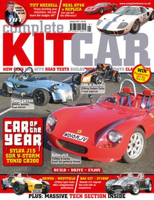 January 2011 - Issue 45