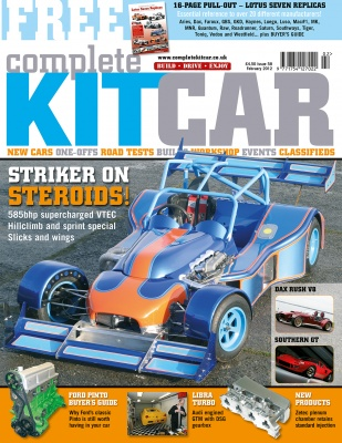 February 2012 - Issue 58