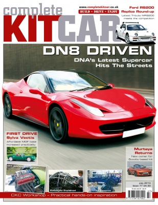 July 2013 - Issue 77