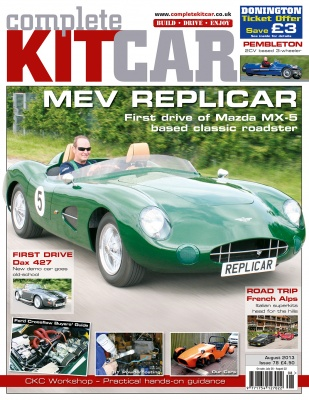 August 2013 - Issue 78