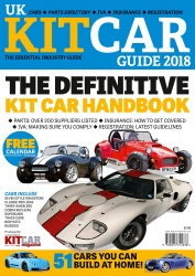UK Kitcar Guide 2018