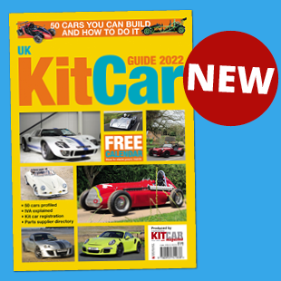 The UK Kit Car Guide