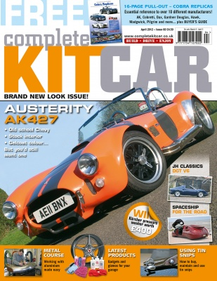 April 2012 - Issue 60