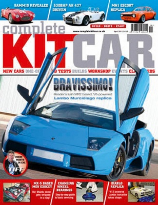 April 2011 - Issue 48