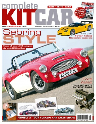 Stoneleigh 2012 - Issue 61