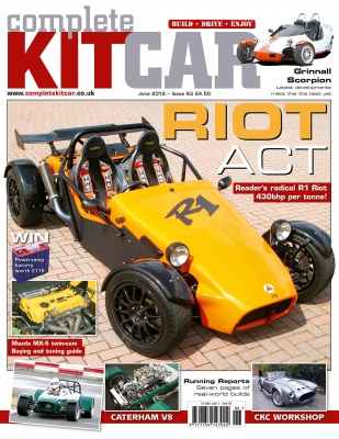 June 2012 - Issue 63