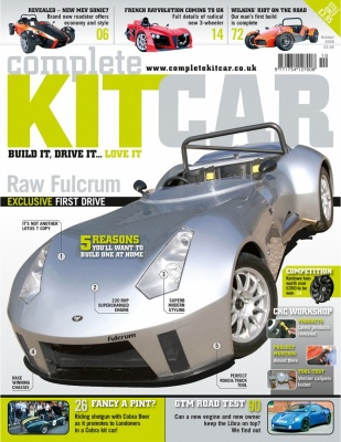 October 2008 - Issue 19