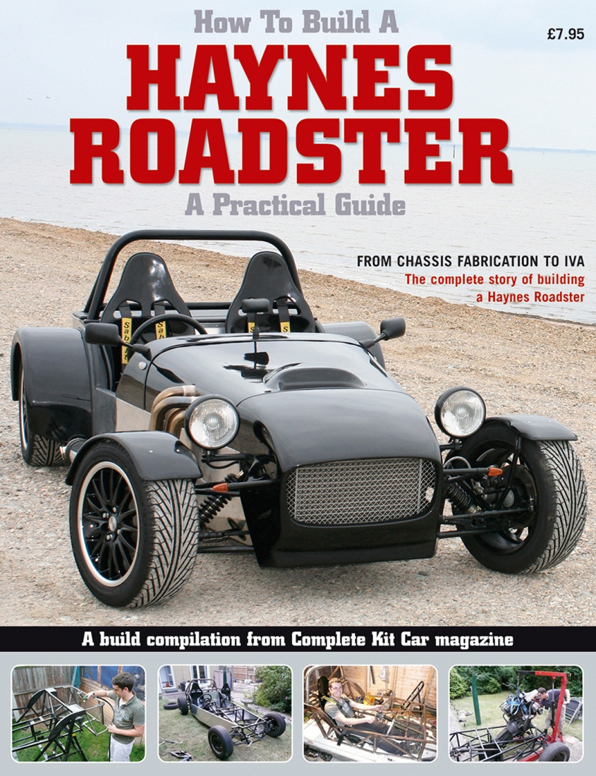 Build A Car >> How To Build A Haynes Roadster