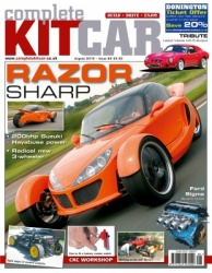 August 2012 - Issue 65